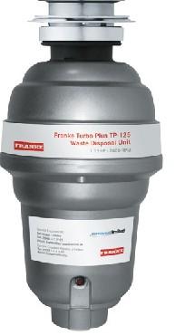 Młynek zlewozmywakowy Franke TP 125 z włącznikiem Basso