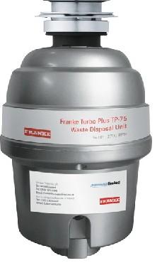 Młynek zlewozmywakowy Franke TP 75 z włącznikiem Basso