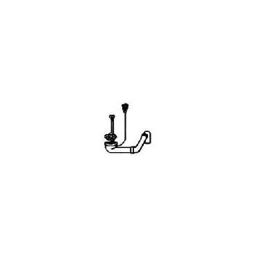 Zestaw przelewowo-odpływowy Franke 112.0006.251 wariant 1