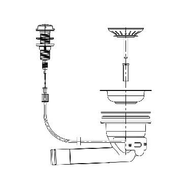 Korek automatyczny Teka Automat zamykający 3.5 cala