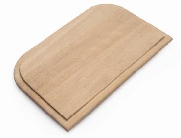 Deska kuchenna Teka Classico-Angular drewniana 08194