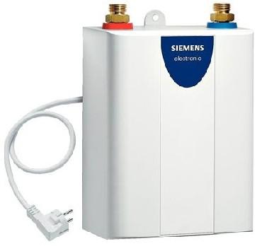 Przepływowy podgrzewacz wody Siemens DE04101M
