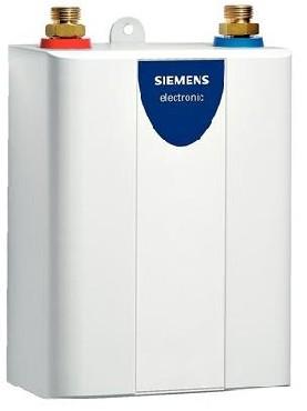 Przepływowy podgrzewacz wody Siemens DE06101M