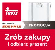 Kup baterie łazienkową Teka i odbierz prezent!