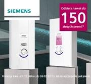 Kup ogrzewacz wody Siemens, otrzymasz do 150 zł