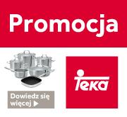Kup produkt Teka i odbierz wyjątkowy prezent!